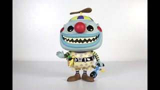 Nightmare Before Christams CLOWN Funko Pop review