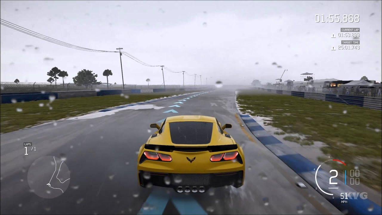 forza motorsport 6 chevrolet corvette z06 2015 gameplay