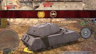 World of Tanks Blitz - Maus aced