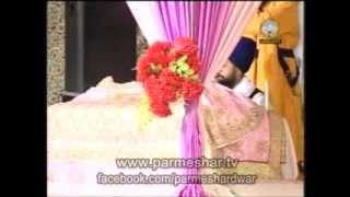 Hukamnama Sahib of Guru Sahib By (Bhai Gurmukh Singh Ji)