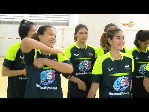 เผยรายชื่อนักวอลเลย์บอลหญิงทีมชาติไทยคัด อลป.