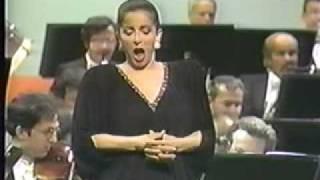 """Teresa Berganza sings """"Jota""""  Manuel de Falla"""