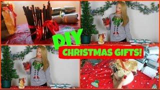 DIY- CHRISTMAS GIFTS