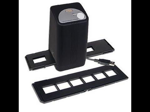 vupoint film slide scanner fsc1 vp for windows xp product review youtube. Black Bedroom Furniture Sets. Home Design Ideas