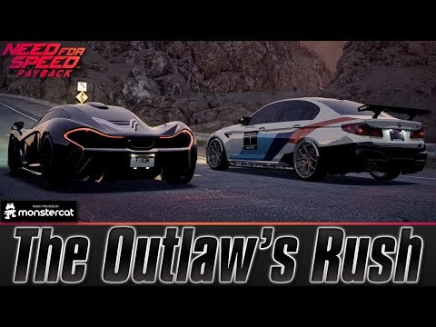 Need For Speed Payback: The Outlaw's Rush   Final Mission   Tyler vs. Lina   Ending [Episode #24]