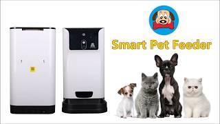 Smart Pet Feeder การติดตั้งและใช้งานแอพพลิเคชั่น By Yasuland