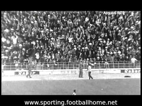 05J :: Académica - 2 x Sporting - 0 de 1967/1968