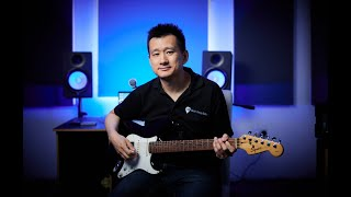 Daniel Cheng Guitar's Promo