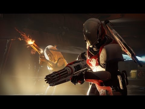 Destiny 2 Multiplayer with Discord