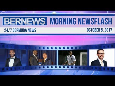 Bernews Morning Newsflash For Thursday, October 5, 2017