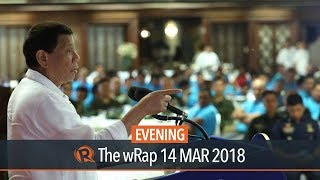 Video Duterte: PH to withdraw from ICC 'immediately' download MP3, 3GP, MP4, WEBM, AVI, FLV Maret 2018