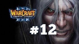 Warcraft 3 Ледяной Трон - Часть 12 - Повелитель Тьмы - Прохождение кампании Нежити