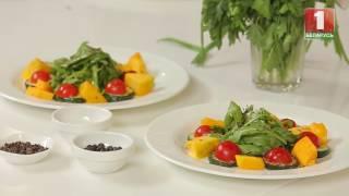 Готовим вегетарианский борщ и вкусный салат с тыквой. 50 рецептов первого