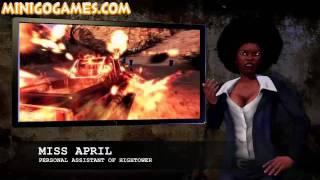 Fireburst Video Game - Characters Trailer HD - www.MiniGoGames.Com