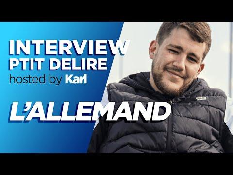 Youtube: L'ALLEMAND – » Mahrez à l'OL?» Interview
