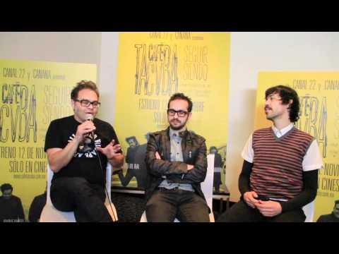 Entrevista a Café Tacvba y José Manuel Cravioto director de Seguir Siendo.