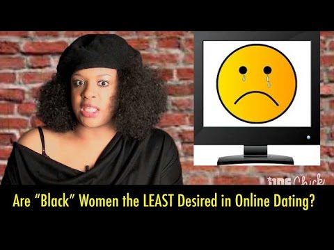 "Are ""Black"" Women the LEAST Desired in Online Dating? OKCupid Thinks So...