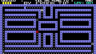 C64 Game - Paccie