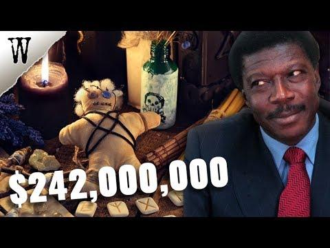 Man Gets Away with $242m using Black Magic