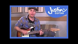 Funk Guitar Course Lesson 4: Putting Hits In Your Scratches Funk Rhythm Guitar