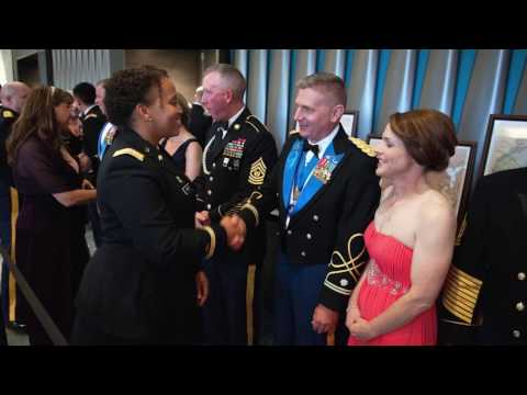 So You're Going To A Military Formal