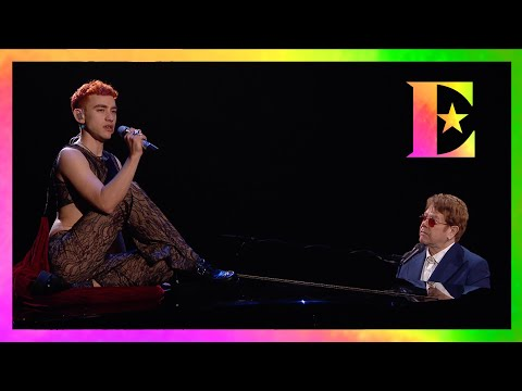 Elton John and Years & Years – It's a Sin (BRIT Awards 2021 Performance)