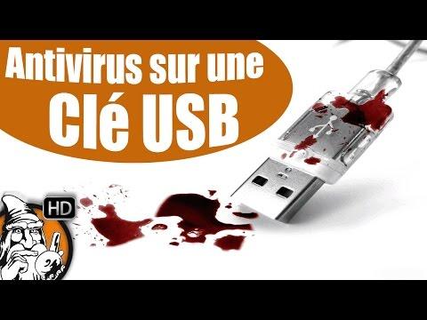 LOGICIEL - Un Antivirus sur clé USB bootable - SOLUTION #08