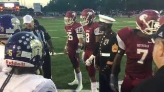 Week 4 of Louisiana High School Football: Destrahan vs Hahnville