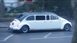 VW BEETLE LIMO CUSTOM AND CAMPER VAN