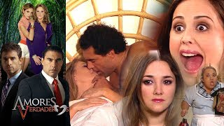 Amores Verdaderos: ¡Victoria espera un hijo de Arriaga! | Escena - C90