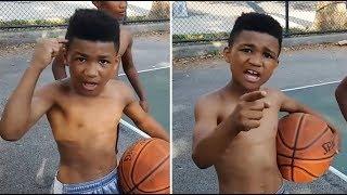 9 yaşındaki çocuktan izlenme rekorları kıran motivasyon konuşması