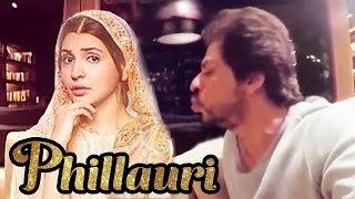 Shahrukh Khan KISSES Phillauri Ghost In Mannat - Anuhska Sharma