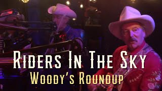 Watch Riders In The Sky Woodys Roundup video