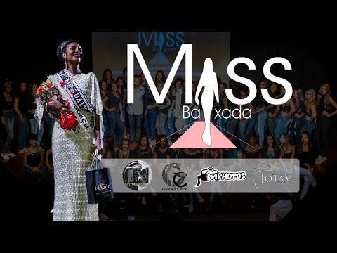 JNFEV | Miss Baixada 2016