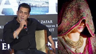Salman Khan REVEALS  Reason Behind Him Not Getting MARRIED
