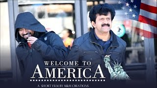 Welcome To America | Malayalam Short Film 2017