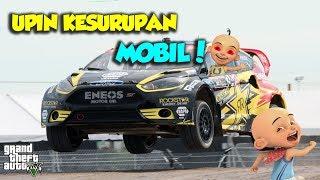 Upin kesurupan Mobil Ford Fiesta, Ipin ketakutan - GTA V Upin Ipin Episode Terbaru 99