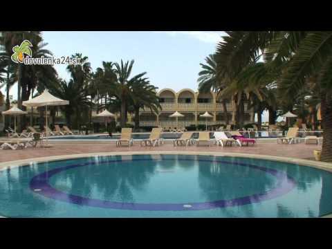Hotel Marhaba Club, Sousse, Tunisko