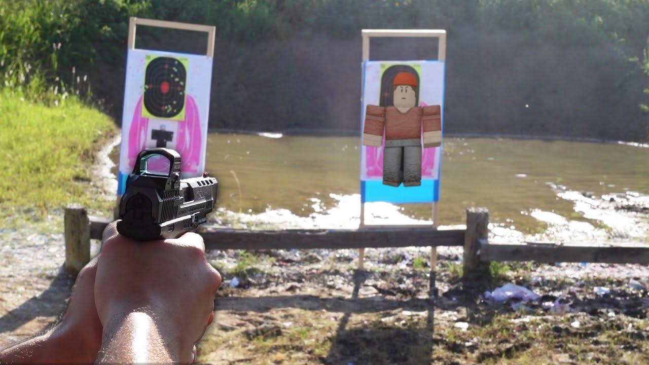 arsenal irl gun range