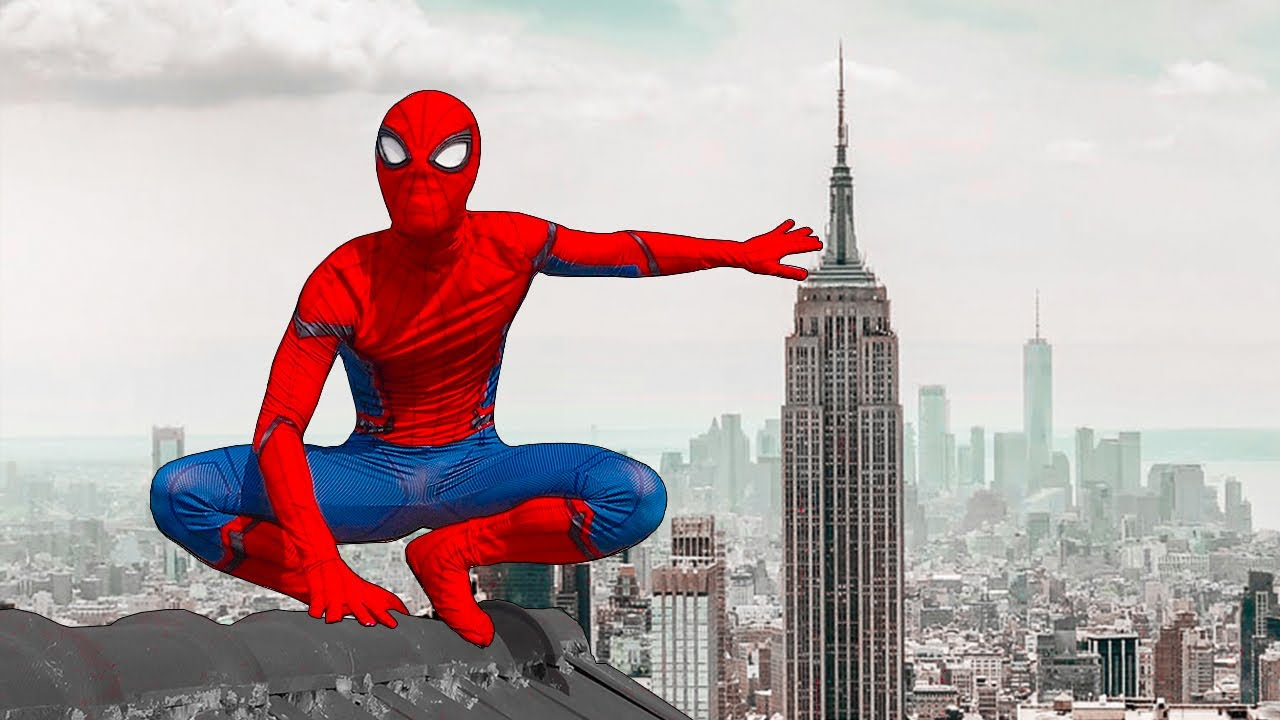 Download SPIDER-MAN Morning Routines | He Sleep On Top (Yes Way Home)