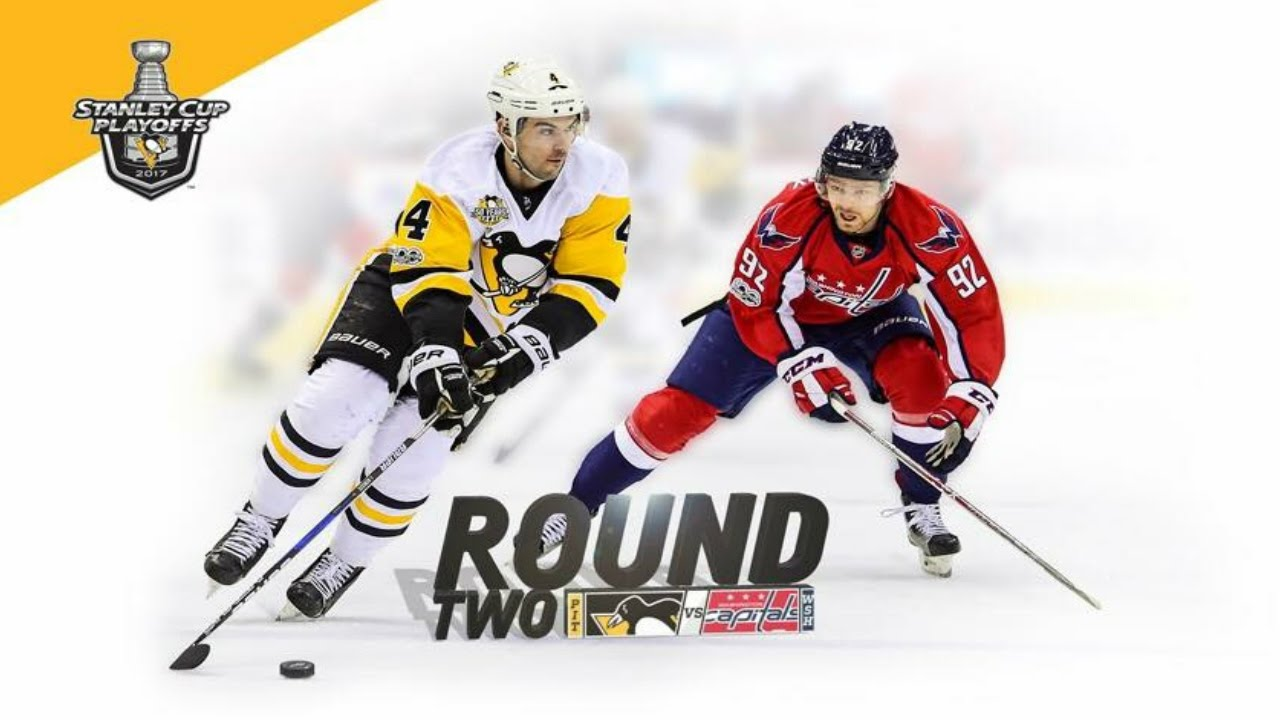 Pittsburgh Penguins Vs Washington Capitals  2456dbabe87