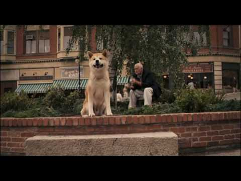Hachiko: A Dog's Story (my clip)