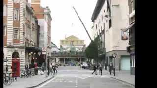 Levitating Building Melts Minds In London's Covent Garden