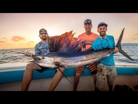 Deep Sea Fishing Battle | Dude Perfect from YouTube · Duration:  7 minutes 52 seconds
