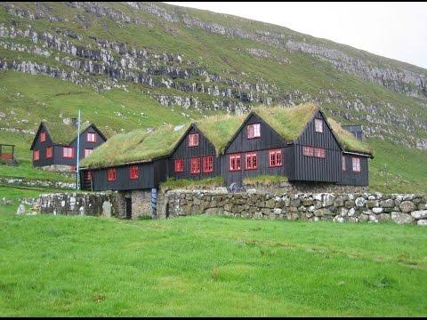 Denmark's Faroe Island and Torshavn Tour - Part 2