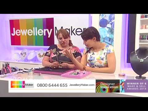 How to make Genuine Gemstone Jewellery - JM DI 11/05/15