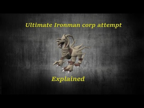 Ultimate Ironman Corp Attempt With Explanation