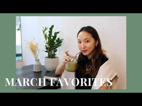 March Favorites | Things Keeping Me Alive & Sane During Quarantine | Glowwithava