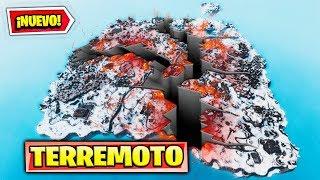 *TEMPORADA 8* NUEVO EVENTO FINAL el TERREMOTO de FORTNITE (NUEVO MAPA)
