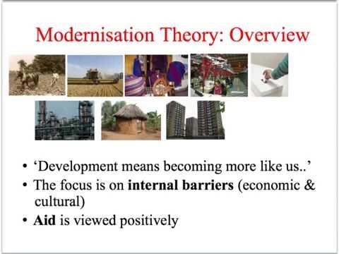 C3 Modernisation Theory
